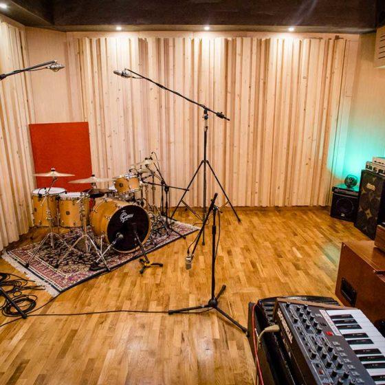 Ka-Pow Vintage Recording Studio- Studio di Registrazione analogico Firenze