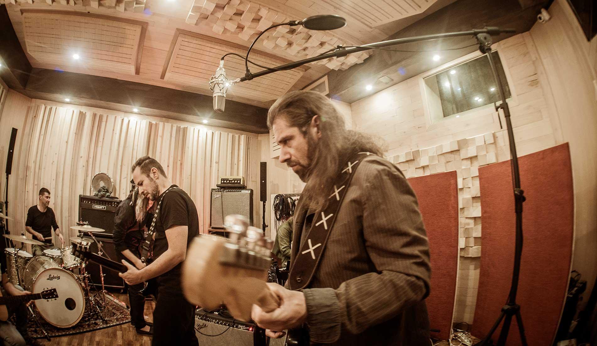 Ka-Pow studio di registrazione a Firenze