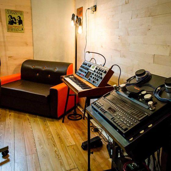 Ka Pow studio di registrazione, Firenze