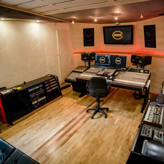 Ka-Pow Vintage Recording Studio- Studio di registrazione Firenze