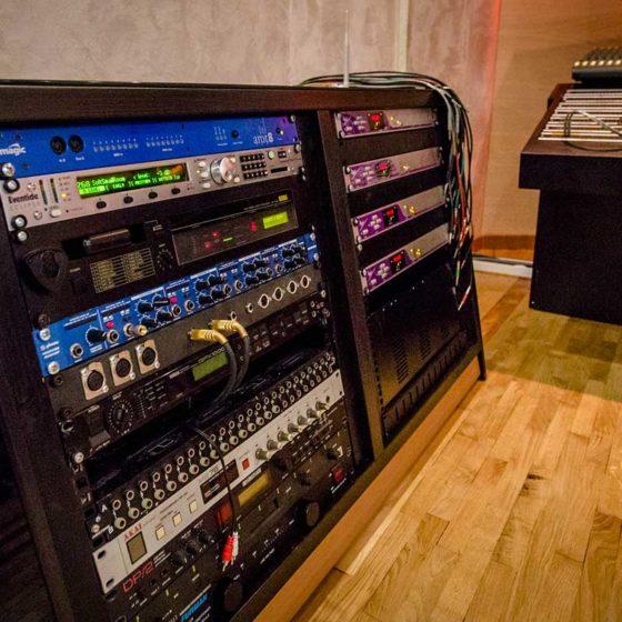Ka-Pow studio di registrazione - Firenze - Analogico e digitale