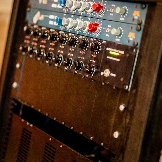 Ka-Pow Vntage Recording Studio - Studio di registrazione Firenze