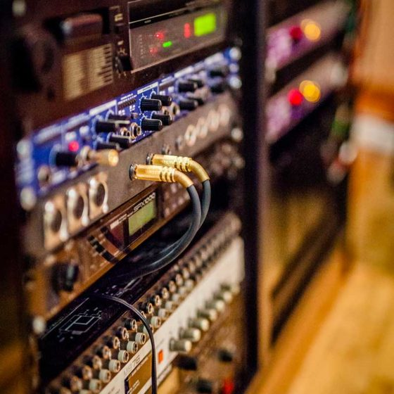 Ka-Pow studio registrazione firenze- Vintage Recording Studio