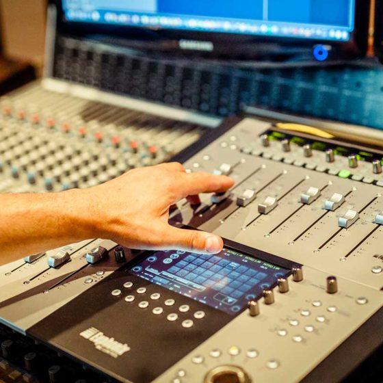 Studio Registrazione Firenze - Ka Pow Vintage Recording Studio