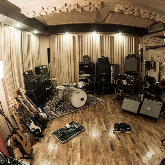 Ka-Pow Studio di registrazione analogico e digitale, Firenze