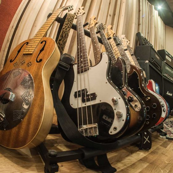 Studio di registrazione Firenze - Ka Pow Vintage Recording Studio