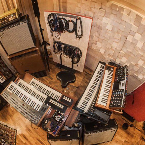 Ka-pow studio di registrazione a 10 minuti dal centro di firenze