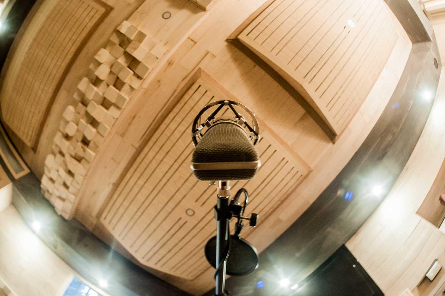 Ka-Pow Vintage Studio-Studio di registrazione a Firenze