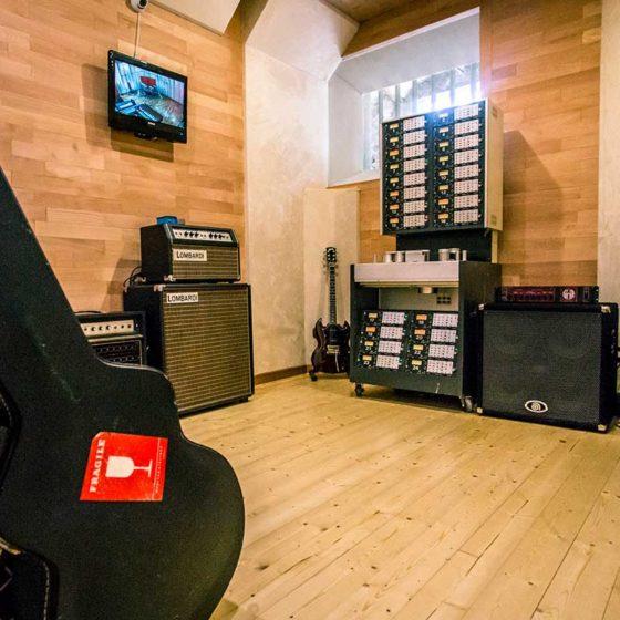 Ka-pow Vintage Recording Studio- Studio di registrazione a Firenze