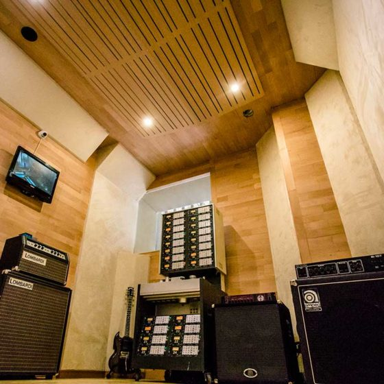 Ka-Pow studio di registrazione in analogico e digitale