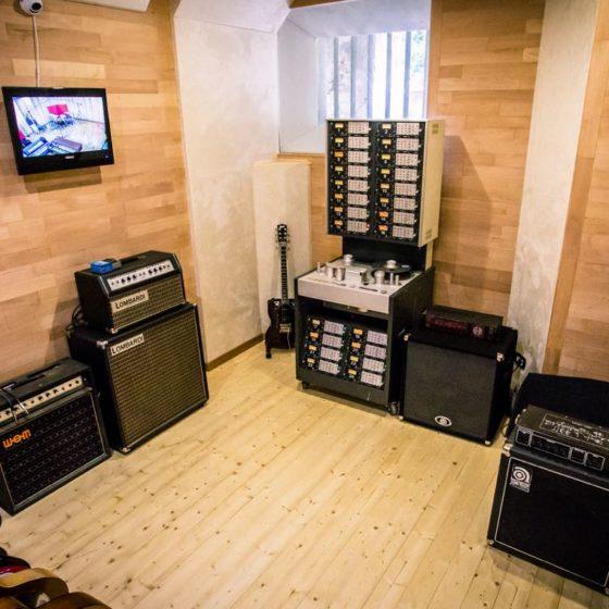 Ka-Pow studio di registrazione a Firenze - Analogico e Digitale