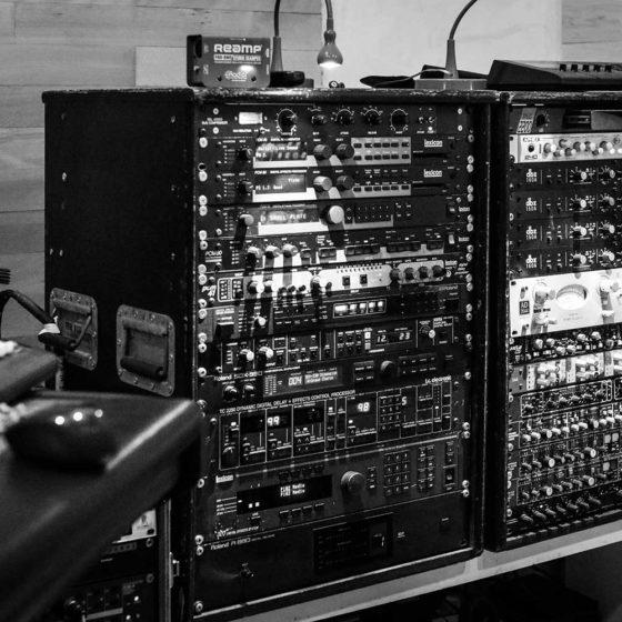 Ka-Pow studio di registrazione Firenze